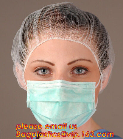 Medical grade protect dust face mask disposable 3 ply paper mask,non-woven face mask in general medical Individual Packi